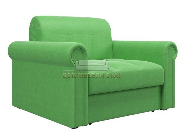 Кресло-кровать Палермо 800, зеленый velutto 31 - купить за 22990 руб. в Санкт-Петербурге (арт. B10007308) | Дом мебели Скай