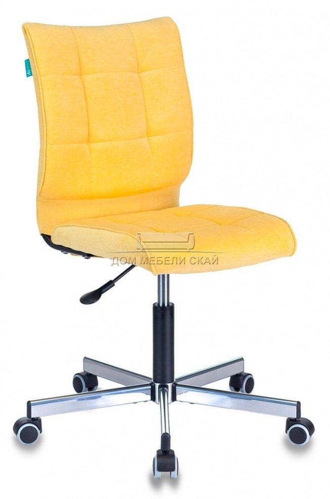Кресло офисное CH-330M, желтый вельвет - купить за 4190 руб. в Санкт-Петербурге (арт. B10007612) | Дом мебели Скай
